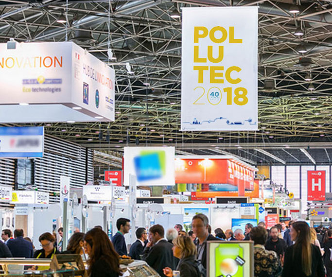 [Pollutec 2018] Meet us from 27 till 30 November in Lyon Eurexpo !